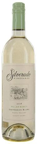 Silverado Vineyards Sauvignon Blanc Miller Ranch